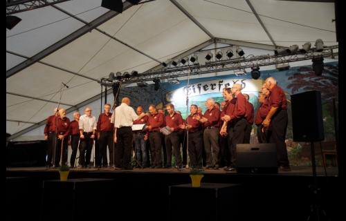 725 Jahre Eiserfeld-Männerchor Eiserfeld