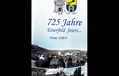 Festbuch 725 Jahre Eiserfeld