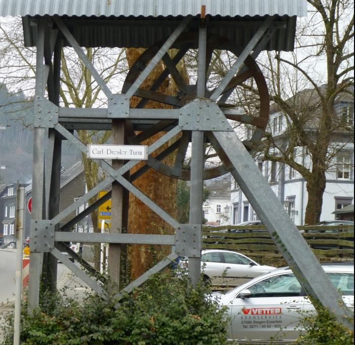 Carl-Dresler Turm Eiserfeld