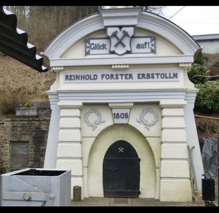 Eingang Reinhold Forster Erbstolln