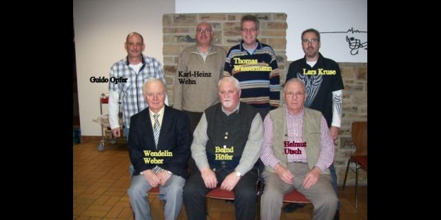Vorstand 2012