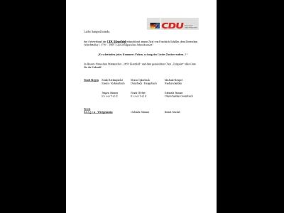 CDU Eiserfeld(Link)